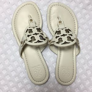 Tory Burch Shoes - Tory Burch Miller Sandals Size 5 1/2